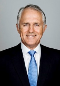 The Hon Malcolm Turnbull MP