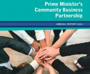 Prime Minister's Community Business Partnership Annual Report 2015