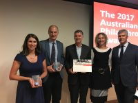 Release of Giving Australia 2016: Philanthropy and philanthropists report